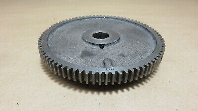 South Bend 9 Metal Lathe 80 Tooth Idle Gear 58 Bore