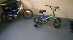 2 kids bikes Cairns Cairns City Preview