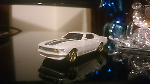 1969 Ford mustang fastback die cast model car Epping Whittlesea Area Preview