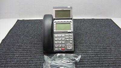 Nec Ux5000 Ip3na-8ltxh Black Display Phone 0910058 25 In Stock