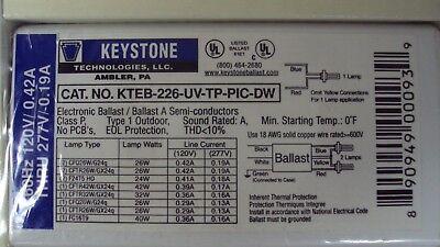 -TP-PIC-DW ELECTRONIC BALLAST KIT (Kit Electronic Ballast)