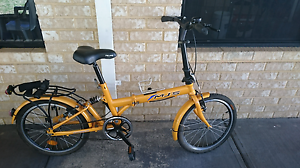 Folding bike Orelia Kwinana Area Preview
