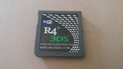 R4 3DS GAME CARD