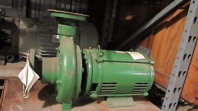 Crane-deming End Suction Process Pump Dc-915492 U.s. Motors 7.5hp