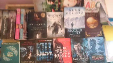 All books $2 each
