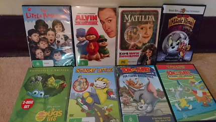 Kids DVDs classics (pick-up only) please see other items for sale