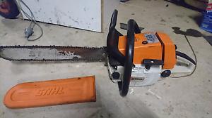 Stihl 034av chainsaw Numurkah Moira Area Preview