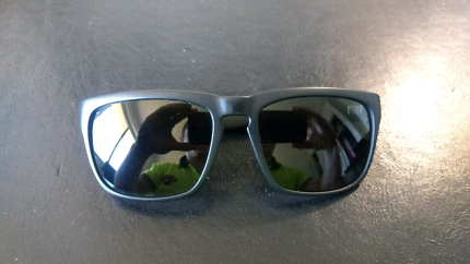 Electric Black Knoxville Sunglasses