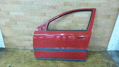 Classic Tür (Fahrertür classic-rot Tür VL vorne links Volvo V70 II 2.4 T3 V70 02.1196.001)