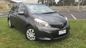 2012 Toyota Yaris YRS hatch West Melbourne Melbourne City Preview