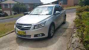 Cdx holden cruze LOW 65000kms! Auto Campbelltown Campbelltown Area Preview