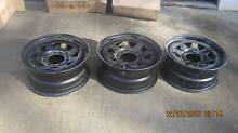 ROH Steel Wheels Trak 2  x  3 (USED) Burpengary Caboolture Area Preview