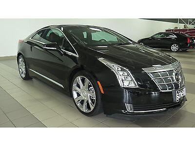 Cadillac Elr Luxury Package Kona Brown Adaptive Cruise Ebay