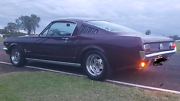 1966 ford mustang fastback  Greenbank Logan Area Preview