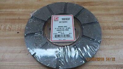 Caseih Brake Disc Fits 141181 403 503 615 715815 Combines. 1963810c2af