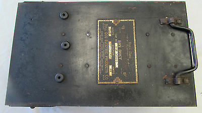 Bulldog Vintage Bsp 10321 Buss Plug 30a 250v Replaced By Bp-321