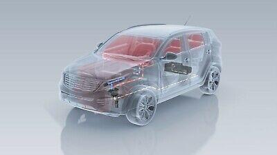 Webasto Standheizung für Mercedes GLA-Klasse (X156) Benzin