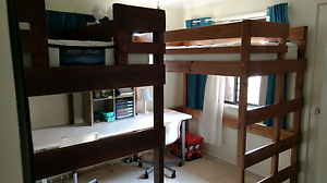 2 loft bed, bedroom package, high beds, bunks, kids teen twin Calamvale Brisbane South West Preview