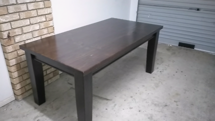 Wooden Table From Eureka Store