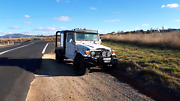 1983 FJ45 Landcruiser Molong Cabonne Area Preview
