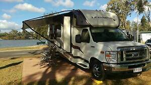 2011 Forest River Lexington Twin Slide Motorhome Gawler Gawler Area Preview