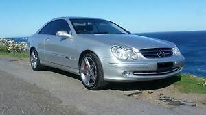 Mercedes-Benz CLK500 (C209) 5ltr V8 Coupe, 5 spd Auto , bmw  Audi Newcastle Newcastle Area Preview
