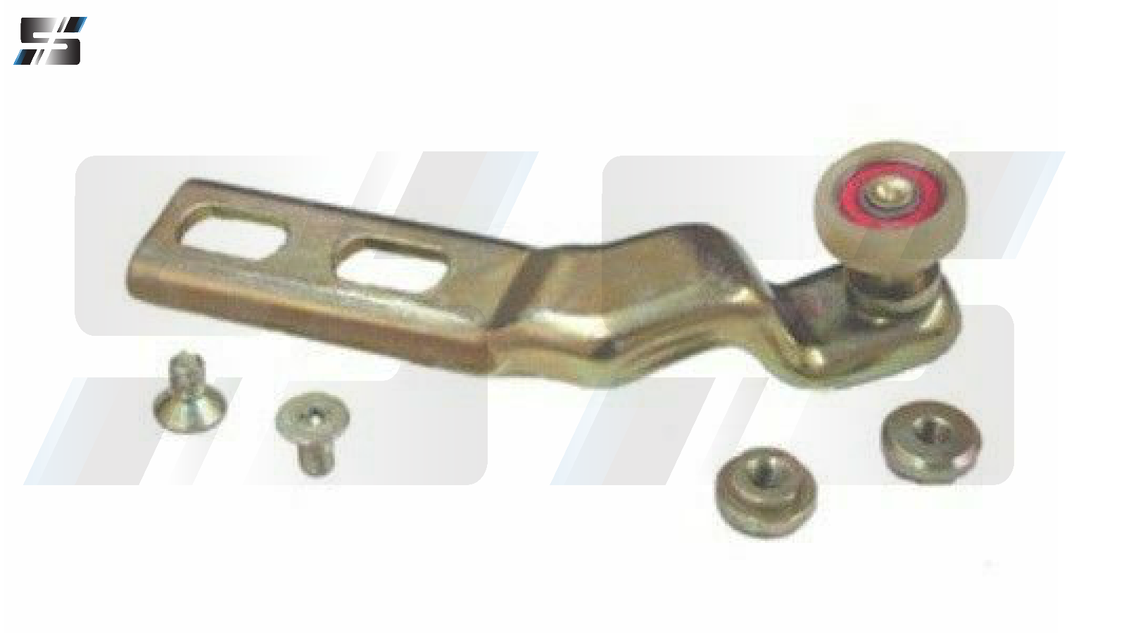 JSD 9017600128 Sliding Door Roller fits Mercedes-Benz Dodge Sprinter 2500 3500 Lower Right