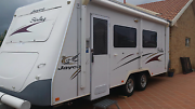 2008 Jayco Maitland Area Preview