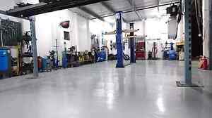 Kanwal tyre and mechanical  Fully equipped mechanical workshop Wadalba Wyong Area Preview
