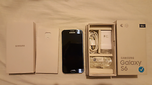 Samsung Galaxy S6 (32 gb) Almost Brand New Regents Park Auburn Area Preview