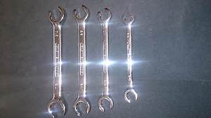 Sidchrome Brand New AF Flare nut spanners Moorebank Liverpool Area Preview