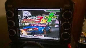 Namco Maximum Tune 3DX Plus Arcade Machine Rochedale Brisbane South East Preview