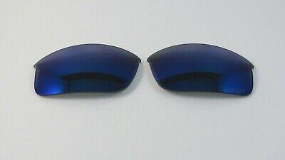 Oakley Bottlecap Rocket One Sight Deep Blue Polarized Replacement Lenses (Oakley One Lens Sunglasses)