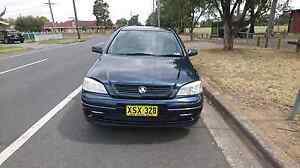 2001 Holden Astra TS GOING CHEAP!!! Cabramatta Fairfield Area Preview