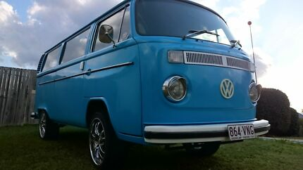 1975 Deluxe VW Kombi Petrie Pine Rivers Area Preview