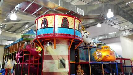 Family Pass - Lollipops Playland and Cafe Roxburhg Park Roxburgh Park Hume Area Preview