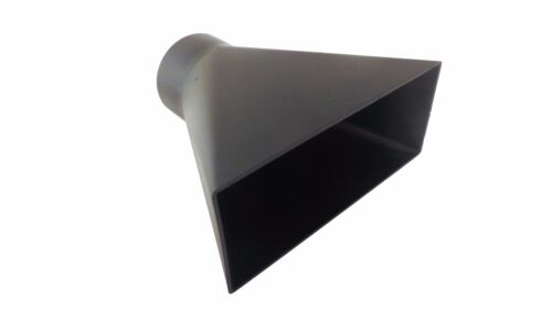 "Dust Collector Dust Hood  10"" x 4"" x 9""  Deep with 4"" OD Opening 773470"
