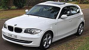 •BMW 120i•Automatic•Full History•Low KM•Luxury•SunRoof•Sport•Leather• Parramatta Parramatta Area Preview