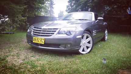 2003 Chrysler Crossfire Auto