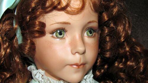 Dianna Effner Porcelain Doll artist doll 19