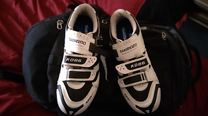 Shamano bike shoes Thebarton West Torrens Area Preview