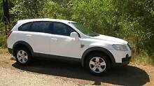 2008 Holden Captiva Wagon Tumbling Waters Litchfield Area Preview