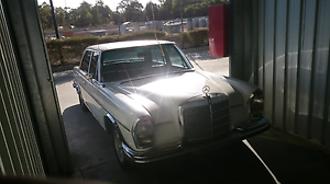 Mercedes 280se Morley Bayswater Area Preview
