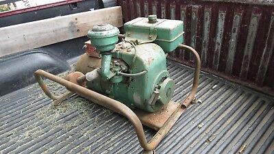 Vintage 115 Volts 60 Cycle Engine Dayton Generator Plant