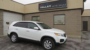 2012 Kia Sorento LX All Wheel Drive, Hitch, Bluetooth