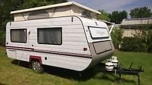 For Sale 15ft Regent Tourer Pop Top Caravan Parkes Parkes Area Preview
