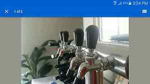 Beer Tap Handles x 4 Maitland Maitland Area Preview