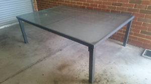 Outdoor table Yokine Stirling Area Preview