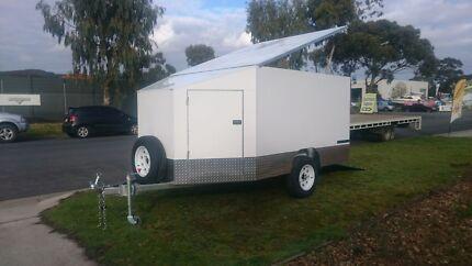 Enclosed Motorbike trailer BRAND NEW!! 12months rego. Arthurs Seat Mornington Peninsula Preview