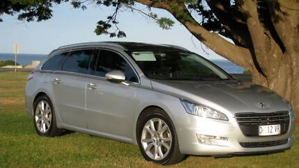 MY2014 Peugeot 508 HDi Allure Touring Wagon